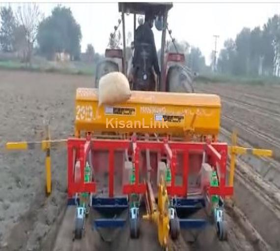Automatic corn seed planter available