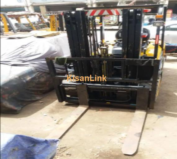 Fork Lifter And Crane On Rent