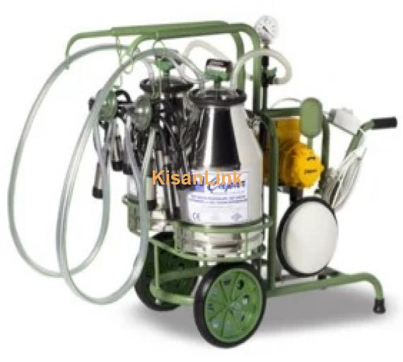 Milking Machines for Cow & Buffalo