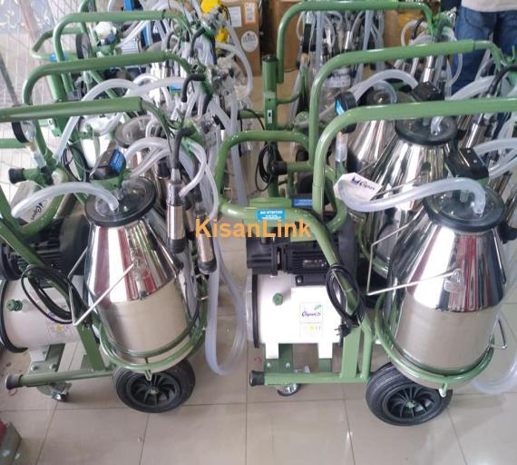 Milking Machines for Cows & Buffalos in Pakistan